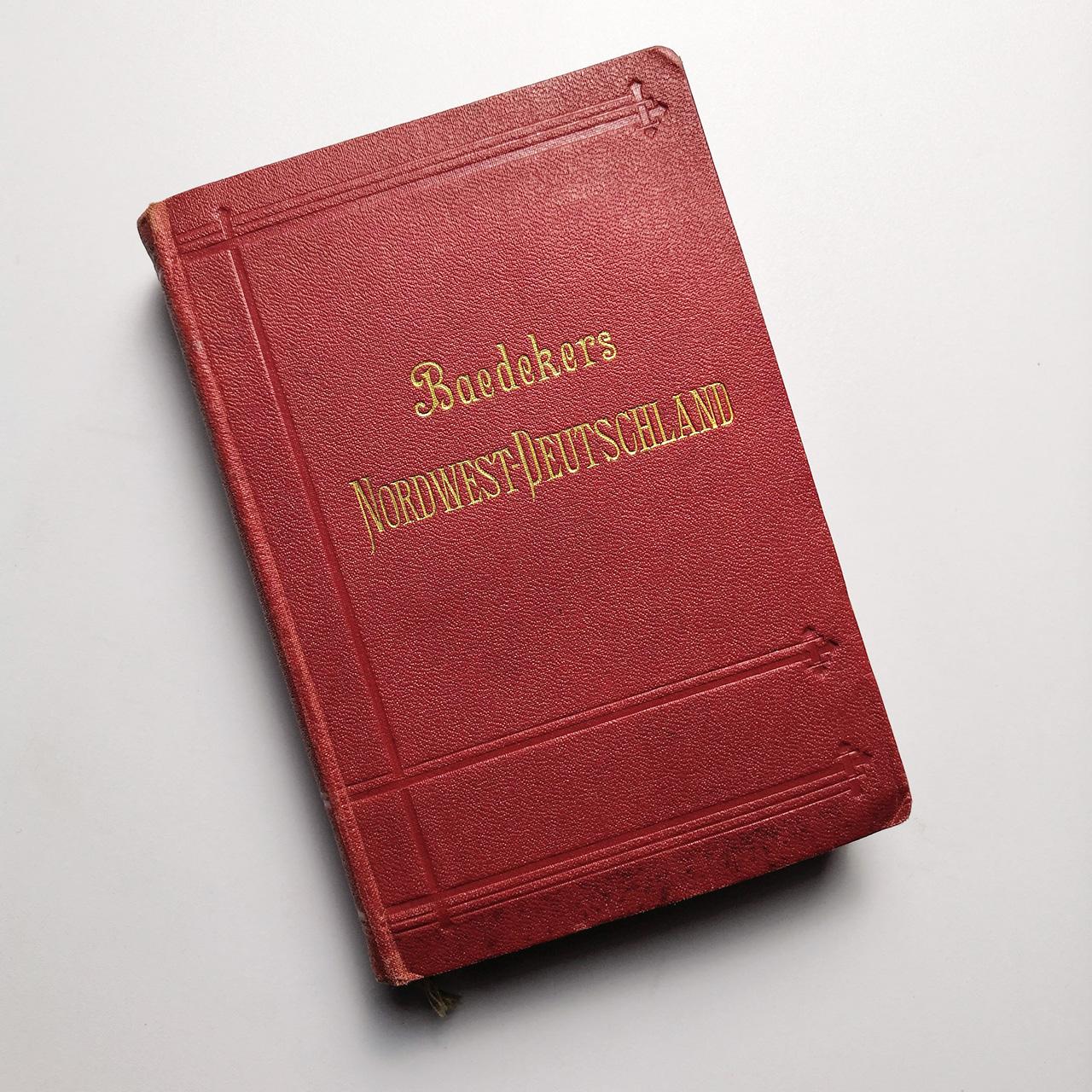 Reisen mit dem Baedeker: Oldenburg